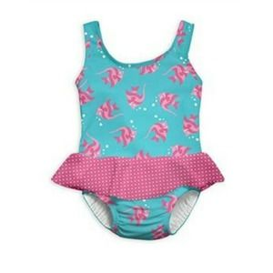 IPlay Baby Girl Size 18M Bathing Suit Swimwear